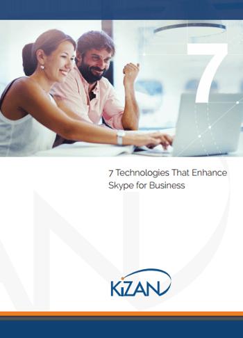 7 Technologies That Enhance Skype for Business e-Book
