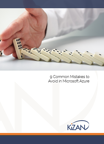9 Common MIstakes to Avoid in Microsoft Azure e-Book