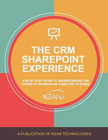 The CRM SharePoint Experience