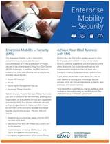 EMS PoC Download offer