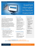 SharePoint Info Architect Assessment Offer