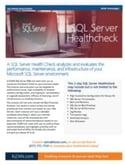 KiZAN SQL Server Healthcheck Offer