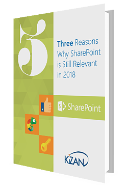 Three Reasons SharePoint is Still Relevant