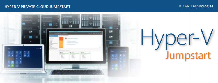 KiZAN Hyper-V Private Cloud Jumpstart