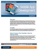 KiZAN Mobile App Dev Quickstart Offer