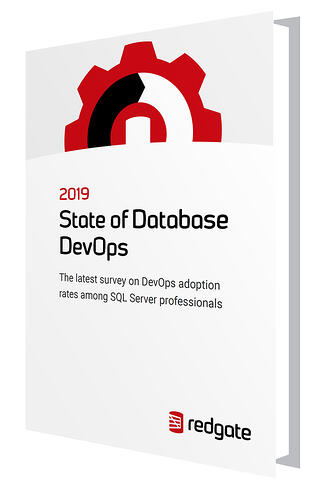 2019 State of Database DevOps (by Redgate)
