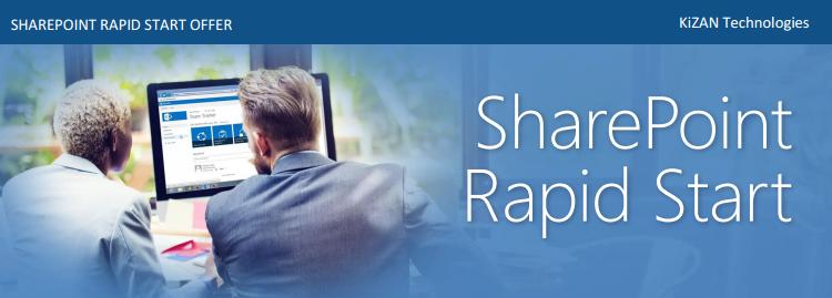 KiZAN SharePoint Rapid Start